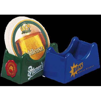 Middle beermats holder