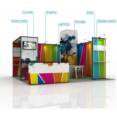 Exhibition Mobile Displays