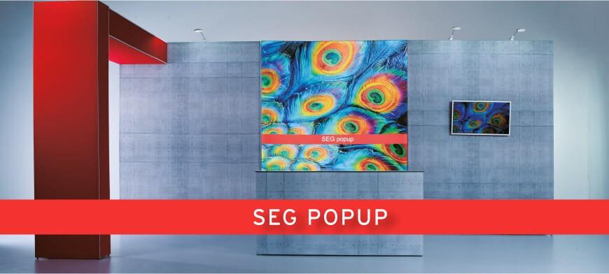 POSmart SEG Pop-up catalogue