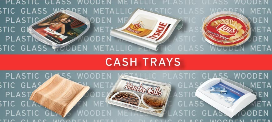 Cash Trays