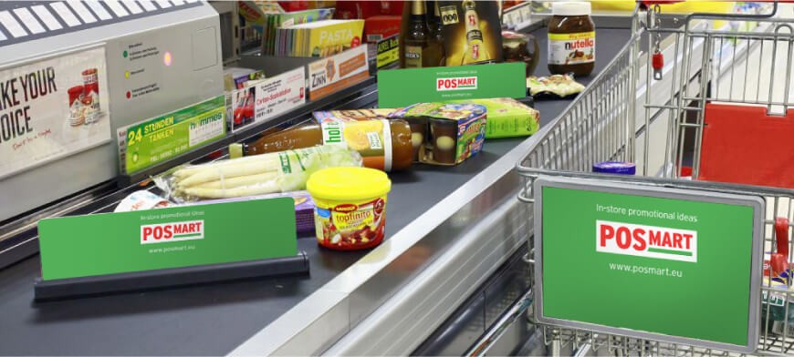 In-Store POS Display Units